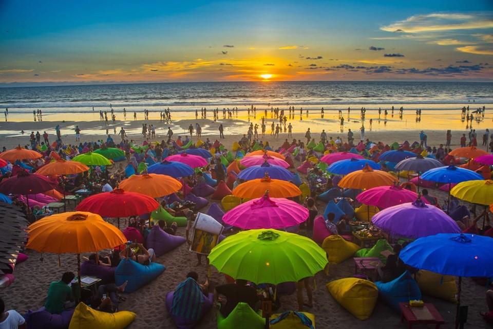 Seasonal Camps in Bali (Indonesia)